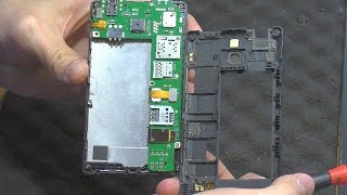 ЭЛЕМЕНТАРНОЕ. Не заряжается смартфон Nokia X2 DS (RM-1013)