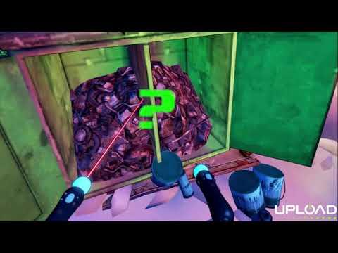 Borderlands 2 VR: 12 Minutes of PS Move Gameplay (PSVR)