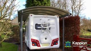 The Ultimate Motorhome Canopy