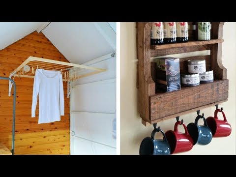 27 Diy Projects For Small Spaces Ideas To Maximize Your Place