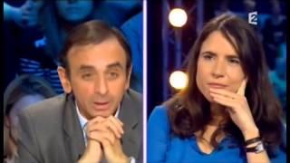 Mazarine Pingeot   On N'est Pas Couché 20 Mars 2010 #ONPC