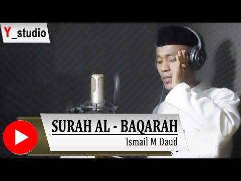 Qari Mesjid Raya Baiturrahman Banda Aceh Ismail M. Daud Surah_Al Baqarah 153-163