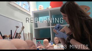 How To Reborn A Doll In 3 Mins