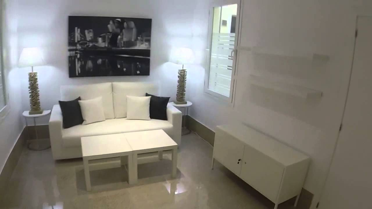 Modern one-bedroom apartment in hip Embajadores
