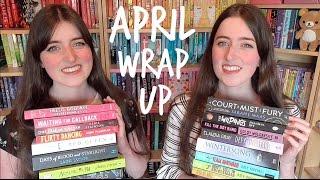 April Wrap Up! | 2017 [CC]