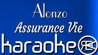 Alonzo   Assurance Vie | Karaoké Parole, Instru