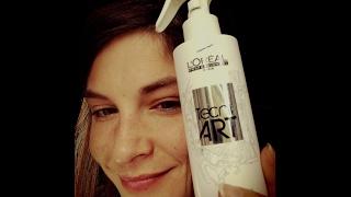 Review e applicazione spray volume Tecni art L'Oreal