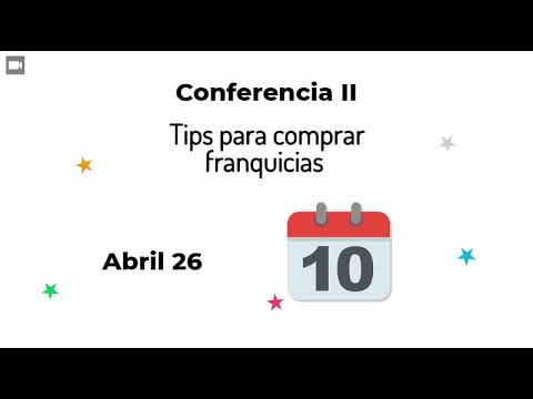 Conferencias sobre Franquicias