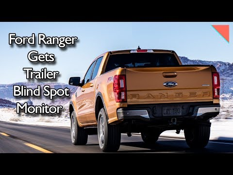 Ford Ranger Gets Tow Assist, Honda's New EV App - Autoline Daily 2404