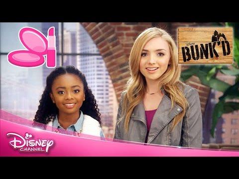 Style On Fleek | Peyton List and Skai Jackson - Bling On A Budget 💖 | Disney Channel UK