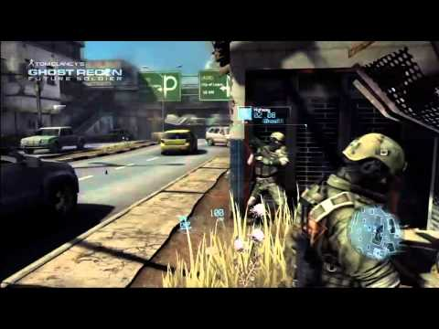 Ghost Recon: Future Soldier – Multiplayer Sneak Peek