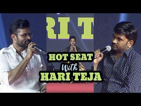 Hot Seat With Hari Teja In New Celebrations By Prathi Roju Pandage Team