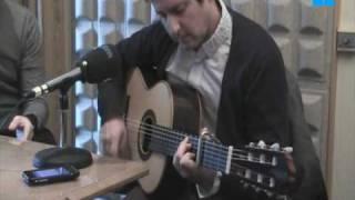 "Josh Rouse... ""Lemon Tree"" en acústico en Rockola.fm"