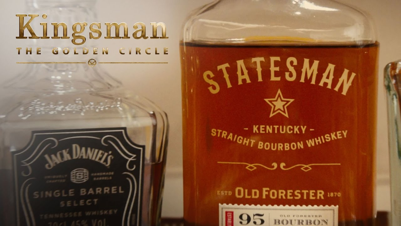 Kingsman: The Golden Circle - Introducing Old Forester Statesman