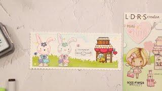 Polkadoodle Digi Stamps