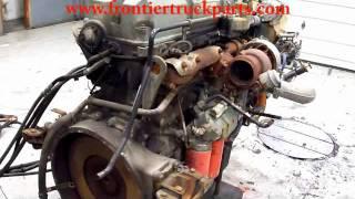 Detroit Diesel Series 60 DDEC 4