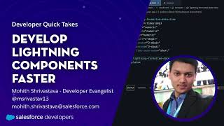Develop Lightning Web Components Faster with Local Development Server | Developer Quick Takes