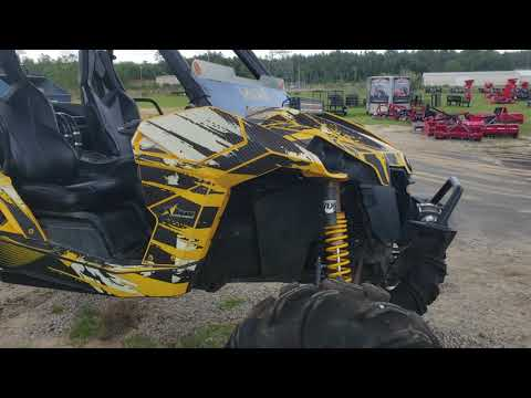 2013 Can-Am Maverick™ 1000R in Saucier, Mississippi