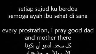 Lagu Ayah Dan Ibu Versi Indonesia, Inggris Dan Arab