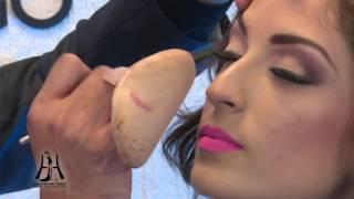 Tip transformación de maquillaje día a noche