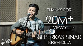 Chord Gitar dan Lirik Lagu Seberkas Sinar - Nike Ardila (COVER)