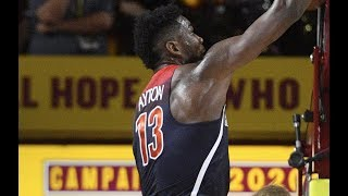 HIGHLIGHTS: DeAndre Ayton Shines as #17 Arizona Tops #25 Arizona State | Stadium