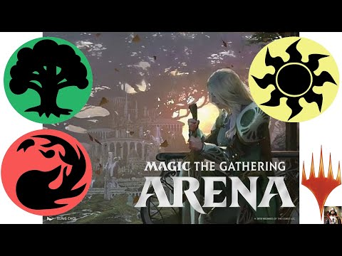 Magic: The Gathering Arena - Guilds Of Ravnica Draft - Naya (W/R/G) Mp3