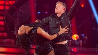 Nicky Byrne & Karen Hauer Cha Cha to 'Dynamite' - Strictly Come Dancing 2012 - Week 2 - BBC One