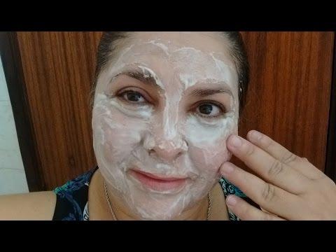 Mascara clarear manchas