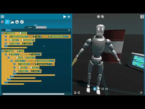 Modbox :: Preview of the new Modbox visual scripting system