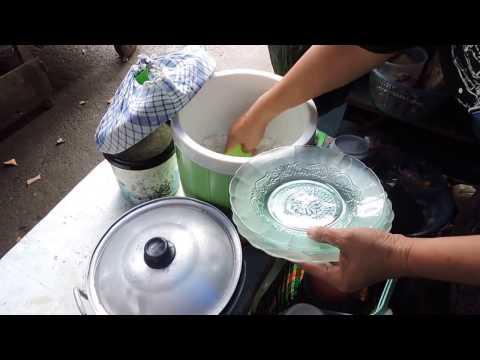 Video Indonesia Pemalang Street Food : Nasi Grombyang Alun-Alun//872//Seri I