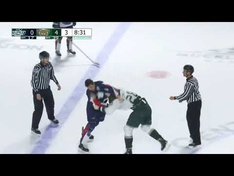 Tyrel Bauer vs. Conrad Mitchell