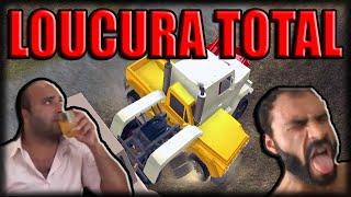 LOUCURA TOTAL   Roblox Jailson Delícia Caos