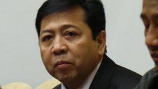 Ekspresi Setya Novanto Setelah Divonis 15 Tahun Penjara oleh Majelis Hakim
