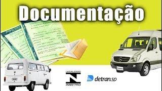 Documentação Motorhome artesanal