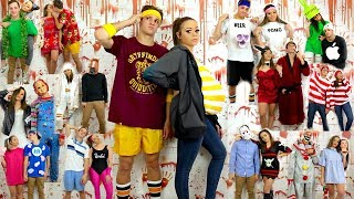 15 Last Minute Couples Halloween Costumes! | Krazyrayray