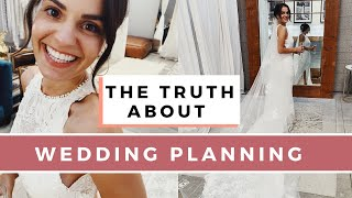 Tips Nobody Told Me About Wedding Planning | Advice & How To