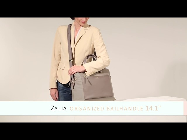 "Zalia Sacoche Ordinateur  14.1"" video 1"
