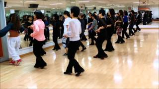when my little girl is smiling Line Dance