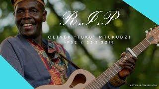 Music icon Oliver Mtukudzi dies - VIDEO