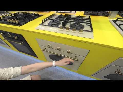 Шкаф духовой газовый MAUNFELD MGOGG.673RIB.TM