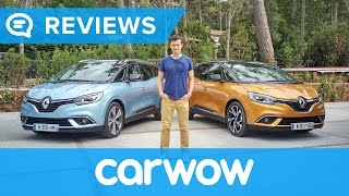 Renault Scenic & Grand Scenic 2017 review - can 7 seaters be cool? | Mat Watson reviews