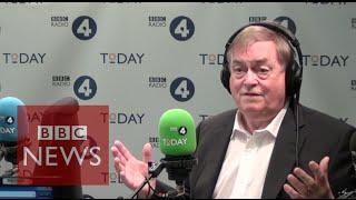 """Morons! Stop This Abuse! Let's Calm Down!"" Says John Prescott - BBC News"