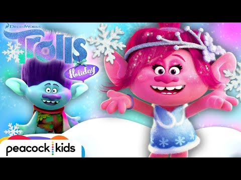 Download The BEST Of TROLLS & TROLLS HOLIDAY (Clips + Music) | TROLLS HD Mp4 3GP Video and MP3