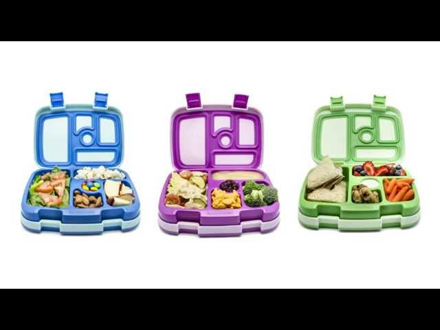 Lifestyle image for Bentgo Kid's Lunch Boxes