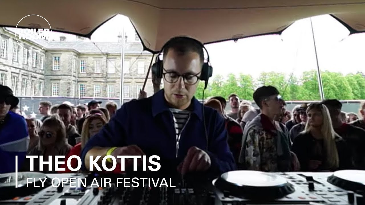 Theo Kottis - Live @ BR x Fly Open Air Festival 2019