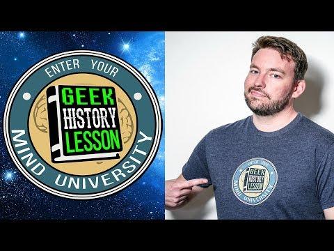 History of Jason Inman (5 Year Anniversary Episode!) - Geek History Lesson