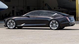 NEW Cadillac Escala Concept Review