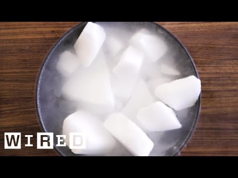Video How to Make Your Own Soft Serve With Dry Ice–And Sweet, Sweet Science
