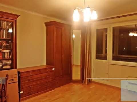 Продается 1-комнатная квартира, Чертановская ул., 60К1